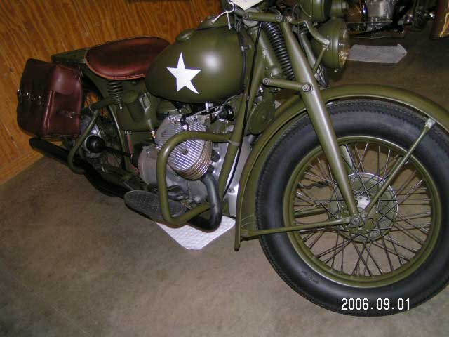 Indian motorcycle reference photos