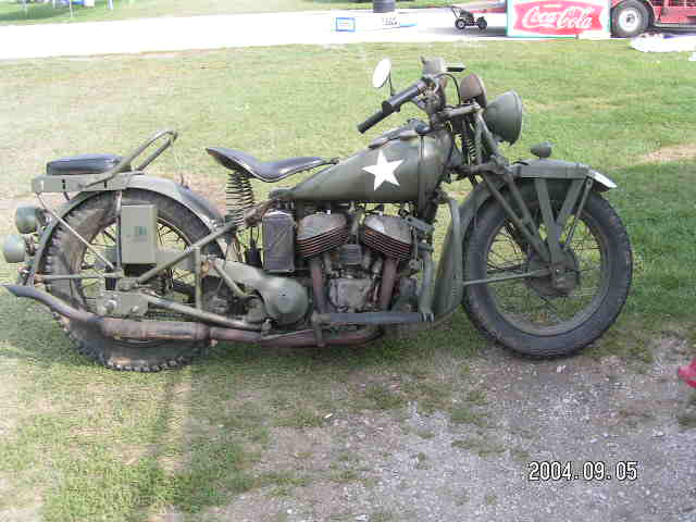 Ziggys Indian Motorcycle Military Parts