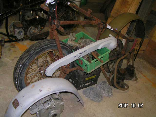 1944 Indian Chief Military Project Click Here For Details